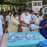 Meetings and Events 06.05.2020 In Mayilam Govt Primary Health Care Unit