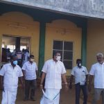 At Sivaganga 02.06.2020 visited Sivaganga District Play Ground