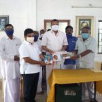 \At Sivaganga on 28.10.2020 75 Government Higher Secondary Schools in Devakottai and Sivaganga Towns in Sivaganga