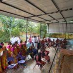 Mr Karti P Chidambaram, MP, Sivaganga, while visiting NAMBIKKAI