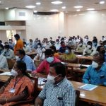 COVID-19 prevention measures being taken in Sivagangai District